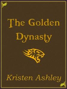 Kristen Ashley The Golden Dynasty