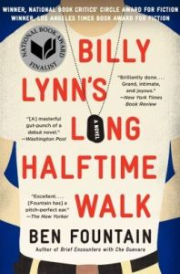 Billy Lynn's Long Halftime Walk: A Novel by Ben Fountain