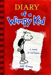Diary of a Wimpy Kid (Diary of a Wimpy Kid Series #1) by Jeff Kinney