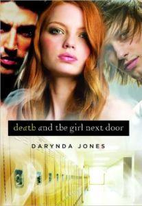Death and the Girl Next Door (Darklight Series #1)  by Darynda Jones