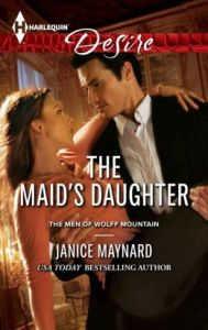 The Maid's Daughter Janice Maynard
