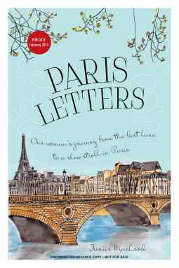 Dear Paris Book By Janice Macleod Official Publisher Page Simon Schuster