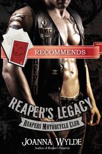 Reaper's Legacy Joanna Wylde