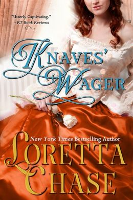 Knave's Wager by Loretta Chase