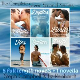 The Complete Silver Strand Series: 5 Full Length Novels + 1 Novella in a Limited Edition Boxed Set Steph Campbell, Liz Reinhardt
