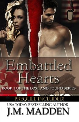 Embattled Hearts by J. M. Madden