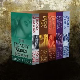 The Deadly Series Boxed Set Jaycee Clark