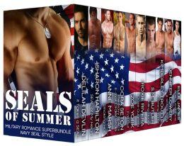 SEALs of Summer (Military Romance Superbundle - Navy SEAL Style)