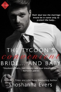 The Tycoon's Convenient Bride... and Baby by Shoshanna Evers