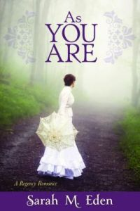 As You Are by Sarah Eden
