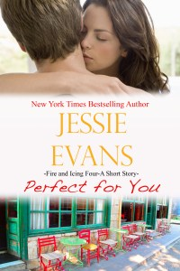 Perfect For You by Jessie Evans