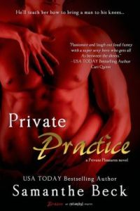 Private Practice (Entangled Brazen) by Samanthe Beck.