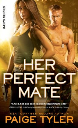 Her Perfect Mate (X-Ops)  by Paige Tyler