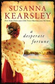 Susanna Kearsley's A Desperate Fortune