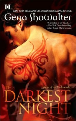 he Darkest Night (Lords of the Underworld Series #1) by Gena Showalter