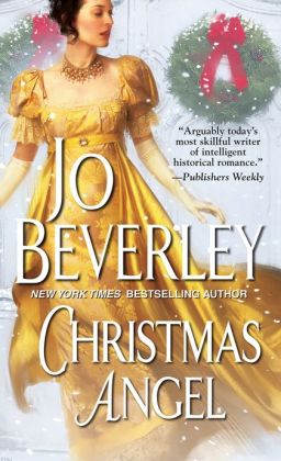 Christmas Angel (The Company of Rogues Series, Book 3)  by Jo Beverley