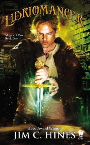 Libriomancer: (Magic Ex Libris Book 1)  by Jim C. Hines