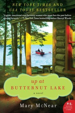 Up at Butternut Lake (Butternut Lake Trilogy Series #1) by Mary McNear