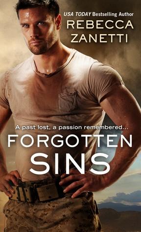 Forgotten Sins (Sin Brothers #1) by Rebecca Zanetti