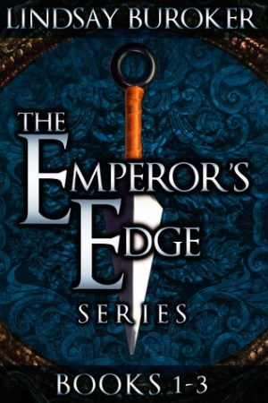 The Emperor's Edge Collection, Books 1-3 by Lindsay Buroker