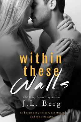 Within These Walls (The Walls Duet Book 1)  by J.L. Berg
