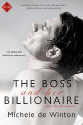 The Boss and Her Billionaire (Entangled Indulgence) by Michele De Winton