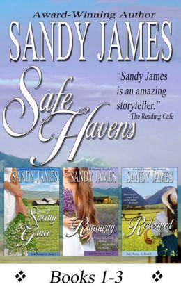 Safe Havens Bundle by Sandy James