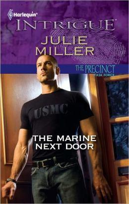 The Marine Next Door  by Julie Miller