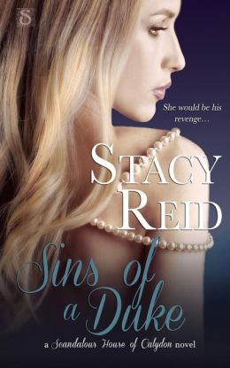 Sins of a Duke by Stacy Reid