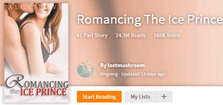 RomancingtheIcePrince