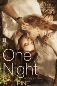 One Night (Only You #1) by A.J. Pine