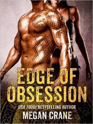 Edge of Obsession Megan Crane
