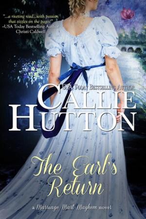 Callie Hutton Earl's Return