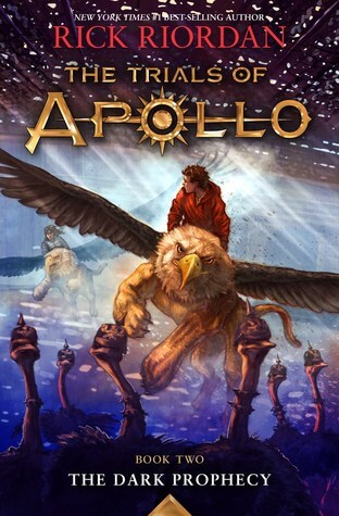 REVIEW:  The Dark Prophecy (The Trials of Apollo #2) by Rick Riordan
