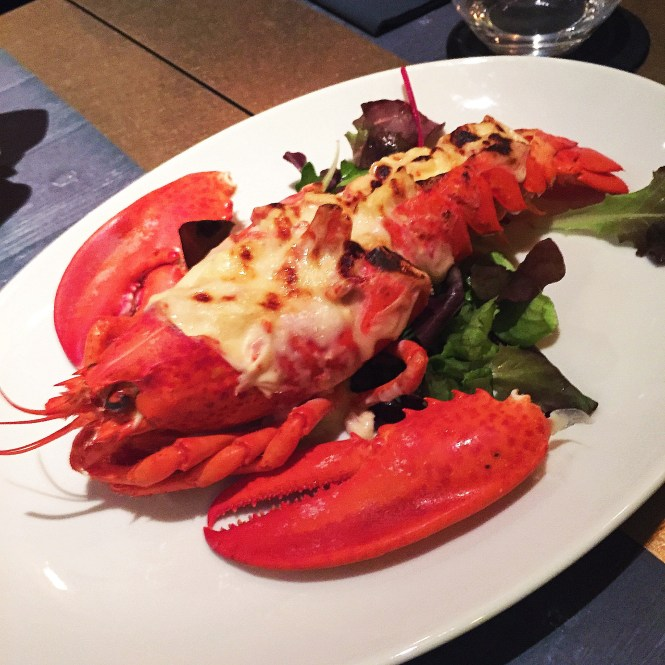 Five Nines Keong Saik Lobster