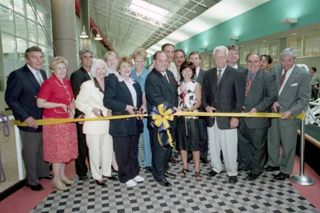 ford-community-performing-arts-center-ribbon-cutting-2001