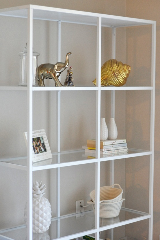 The Vittsjo Shelves From Ikea