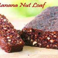 WHEAT FREE BANANA NUT LOAF