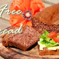 WHEAT FREE NUT BREAD