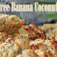 GLUTEN FREE (AND DAIRY FREE) BANANA COCONUT COOKIES