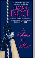A Touch of Minx (Samantha Jellicoe, #5)