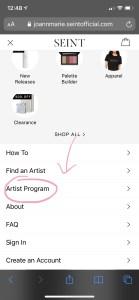 Artist Program