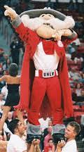 Hey Reb UNLV Mascot