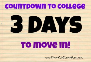 countdown to college move in 3