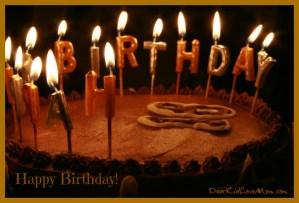 Happy Birthday, Birthday Cake