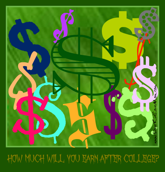 How Much Will You Earn After College?