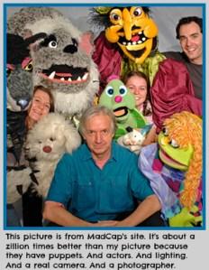 Madcap Puppets Cincinnati DearKidLoveMom
