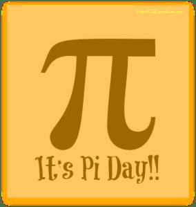 Pi Day! DearKidLoveMom.com