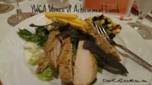 YWCA Women of Achievement Lunch DearKidLoveMom.com
