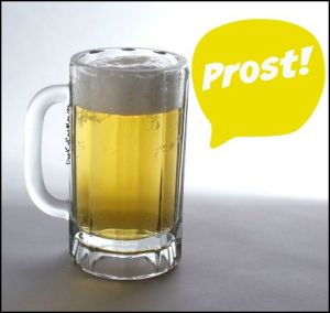 A Cicerone is one knowledgeable about beer. Prost! DearKidLoveMom.com